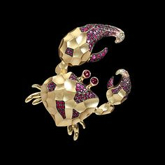 Mousson Atelier brooch...♡