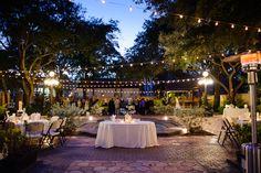 Intimate Evening Garden Wedding - http://fabyoubliss.com/2015/04/01/intimate-evening-garden-wedding