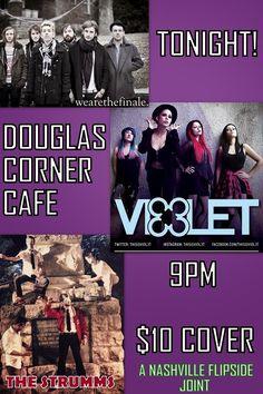 SoundOff: #Nashville #NashvilleMusic : B Alan Ladd Nashville Flipside at Douglas Corner Cafe June 21 2014