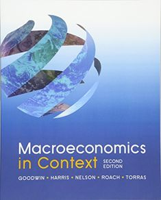 Solution manual for managerial economics 9th edition by thomas isbn macroeconomics in context 2nd edition pdf fandeluxe Choice Image