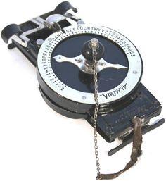 Virotyp, la maquina de escribir de las trincheras.