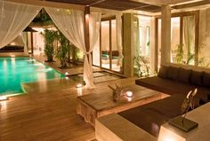 Spa & Relax Room