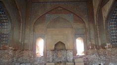 Dabgir Mosque is Thatta, Sindh, Pakistan - January 2011