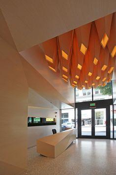 LIGHTFOLD / IwamotoScott Architecture