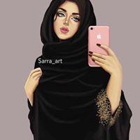 Girly M, Girly Girl, Muslim Girls, Muslim Women, Mother Daughter Art, Sarra Art, Cute Girl Drawing, Beautiful Girl Drawing, Islamic Girl