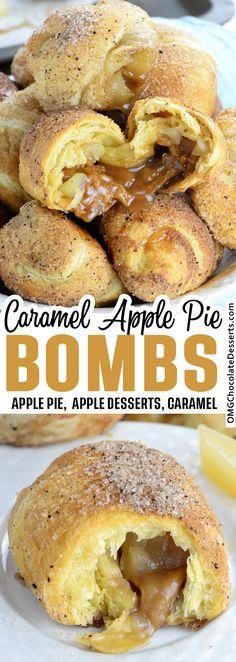 Apple Pie Pastry, Pie Pastry Recipe, Pastry Recipes, Cooking Recipes, Apple Pie Recipes, Best Dessert Recipes, Sweet Recipes, Breakfast Recipes, Recipes Dinner