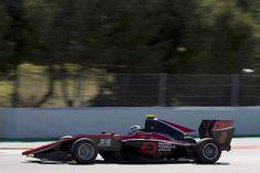 【GP3】 開幕戦バルセロナ 予選:福住仁嶺が2番グリッド獲得  [F1 / Formula 1]