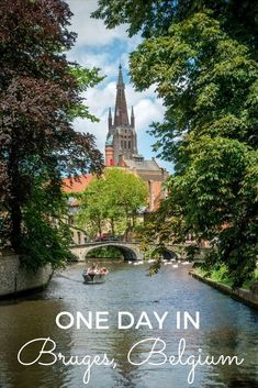 Wondering what to do in Bruges in one day? From a canal cruise to trying local beer & seeing Market Square, these are the fun things to do in Bruges. Europe Destinations, Europe Travel Tips, European Travel, Travel Guides, Cool Places To Visit, Places To Go, Cruise Formal Night, Surf, Visit Belgium