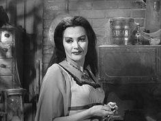 Yvonne De Carlo as Lily Munster