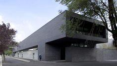 Camillo Batticini: Swimming Center, Mompiano