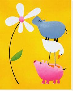 Piggy Back - Rachel Deacon