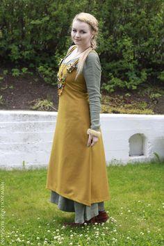 LARP costumeDressing up for the viking market - LARP costume