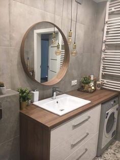 Bathroom Design Luxury, Bathroom Design Small, Modern Bathroom, Laundry Room Bathroom, Bathroom Layout, Small Toilet Design, Kitchen Layout Plans, Small Apartment Interior, Home Decor Bedroom