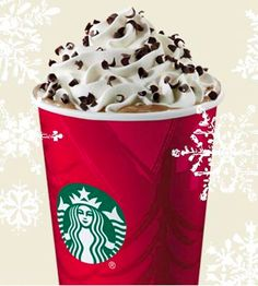 Starbucks: Half Off Any Size Peppermint Mocha (12/20 Only)