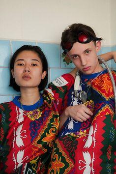 WePresent | Fashion label Roxwear visualizes Kazakhstan's future Kazakhstan, Fashion Labels, Best Portraits, Sari, Bright Future, Collections, Photography, Saree, Photograph