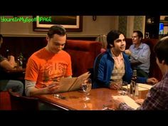 The Big Bang Theory Season Four Bloopers...how did it take me so long to get on board!?