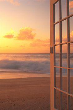 Afternoon Beach Scene Photograph  - Afternoon Beach Scene Fine Art Print