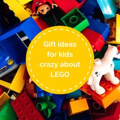 Gift ideas for kids crazy about LEGO