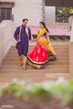 Dallas, TX Indian Wedding by MnMfoto Wedding Photography