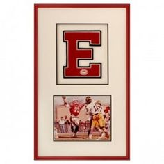 4bad9277f76e Frame your Varsity Letter with a memorable action photo! INSTEAD