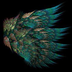 Winged, Fractal