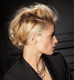ROCK HAIR!! | StyleCaster