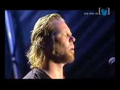 """Metallica live in Sidney """"Nothing Else Matters"""" Love the video and song, awesome!"""