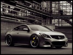 Nissan Altima Coupe very clean
