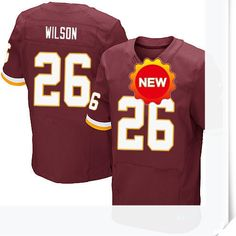 $66.00--Josh Wilson Jersey - Nike Washington Redskins NFL Jersey,Free Shipping! Buy it now:http://is.gd/qvk33o