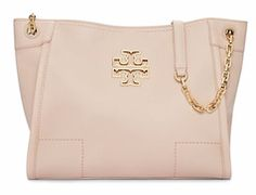 Pink and gold Tory Burch bag