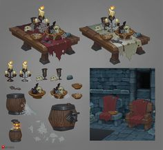 Entourage concepts by *Gimaldinov on deviantART