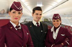 Germanwings On – Flight Attendant attendants