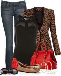 """""""My Style"""" by lashandanista on Polyvore"""