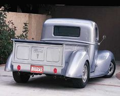 1940 Ford Pickup - Featured Vehicles - Custom Classic Trucks - Hot Rod Network