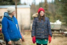 Last week, on the Season Premiere of Discovery Channel's hit series ALASKA: THE LAST FRONTIER, we saw Atz Lee and Jane move their residence out away from the
