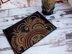 Abstract Pictures, Mandala Design, Bags, Pointillism, Mandalas, Handbags, Bag, Totes, Hand Bags