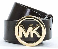 b5a0d8e4077 Black Belt, Black Leather, Belts For Women, Rounding, Michael Kors, Woman  Clothing, Black Patent Leather