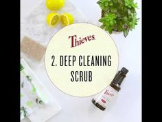 Thieves Household Cleaner: 3 Uses for 1 Product - YouTube