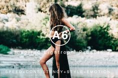 A6 VSCOcam Inspired Preset LR & PS by FilterCollective on @creativemarket
