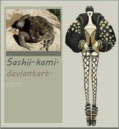 toad by Sashiiko-Anti.deviantart.com on @deviantART
