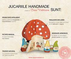 Jucarii handmade