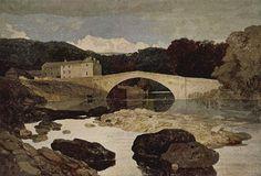 Greta Bridge by John Sell Cotman (1805) British Museum