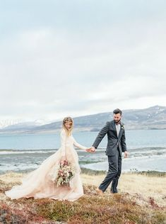 Stunning Organic Icelandic Inspiration by Lauren Fair Photography Wedding Sparrow Wedding Poses, Wedding Shoot, Wedding Portraits, Dream Wedding, Wedding Ideas, 1920s Wedding, Cake Wedding, Wedding Favours, Wedding Bride
