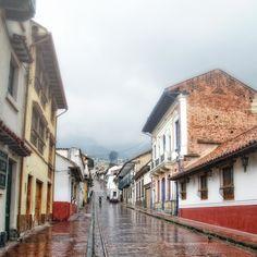 La Candelaria Roads, Colombia, Sweetie Belle, Road Routes, Street