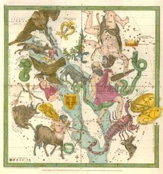 Astrological Constellations 3