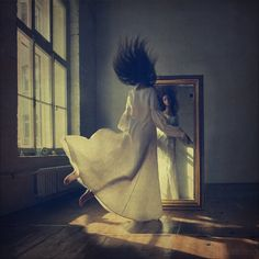 distorted gravity-anka-zhuravleva.I wanted to pin all of Anka's stunning work.