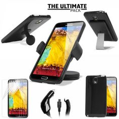 The Ultimate Samsung Galaxy Note 3 Accessory Pack