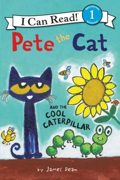 Pete the Cat and the Cool Caterpillar (I Can Read Level 1) Paperback