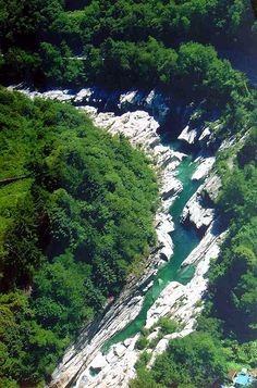 Ponte Brolla, Switzerland