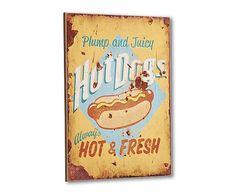 "Grafika ""Hot Dogs"""